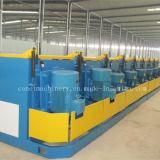 2017 최신 판매 직선 유형 철강선 그림 기계