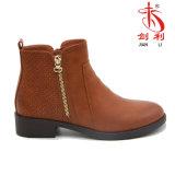Gaines en cuir spéciales découpées d'unité centrale de configuration pour les dames (AB611)