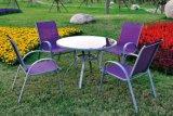 Для использования вне помещений с мебелью PE плетеной плетеной мебели