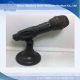 Engranzamento de fio frisado para a tampa do microfone