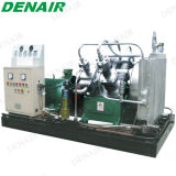 La alimentación de CA de alta presión estacionario\compresor de aire de pistón oscilante.