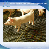 낮은 돼지 양육을%s 탄소에 의하여 주름을 잡는 철망사