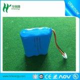18650 batería 3.7V 2600 mAh con la batería de litio recargable