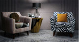 현대 직물 의자, 단순한 설계 홈 가구, 의자 (M1505)