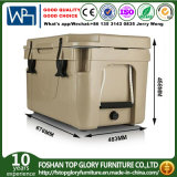 Refroidisseur de réfrigérateur de Rotomolded de congélateur de Partable de réfrigérateur du cadre 50L de refroidisseur de glace mini