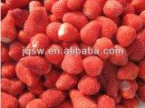 Un 13 de fraises congelées IQF
