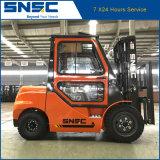 Snsc Diesel 3 Tonnen-Gabelstapler mit Kabine zum Russland-Verkauf