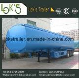 41 Cbm 3 de Semi Aanhangwagen van de Tanker van de Brandstof van Assen