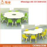Les enfants Plyood Chaises et tables mobilier scolaire pour l'école