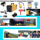 500W UPS portátil multifuncional Bateria de emergência para interior e exterior