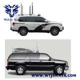 Dds de Volledige GPS 12 van walky-Talky Tetra Cellulaire 3G 4G WiFi van Banden Stoorzender van de Bommen van Banden