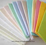 100% algodón hilado de tela de lino impresa Tela Tela Poli