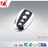 Una buena calidad de control remoto inalámbrico RF Universal Ajustable/433/315 MHz