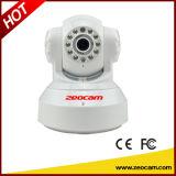 Einbauschlitz-Wannen-Neigung drahtloses WiFi Kamera IP Sd des Fachmannp2p-(bedienungsfertige) kleine InnenWiFi Roboter-Sd