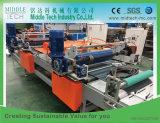 Linea di produzione di plastica di profilo dell'espulsione del soffitto di PVC/UPVC