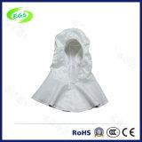 cappuccio protettivo statico netto del locale senza polvere ESD del tessuto di 2.5mm/5mm anti