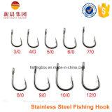 Amo di pesca dell'acciaio inossidabile del gran gioco 10884