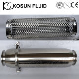 Edelstahl-Nahrungsmittelgrad-industrieller Saft-Filter