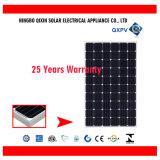 Painel solar superior de qualidade 285W 24V de eficiência elevada mono