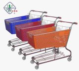 150l supermarché en Plastique Panier (PL-150A)