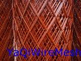 Qualität der dekorativen erweiterten Metallineinander greifen-China-Fertigung