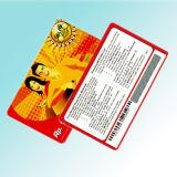 紙カード、傷カード(CXJT-014)