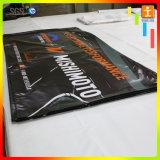 Рекламировать изготовленный на заказ знамя PVC печатание винила