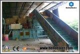 Olá! papel horizontal automático de empacotamento da máquina da imprensa hidráulica da prensa, plástico que recicl a máquina Hfa8-10