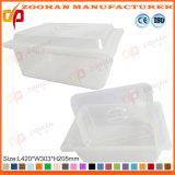 Memorizzare il contenitore di plastica di immagazzinamento in la scatola di presentazione dell'alimento con il coperchio (Zhtb19)