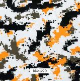pellicole larghe di stampa di 1m Digitahi Camo Hydrographics, stampa di trasferimento dell'acqua, PVA, pellicole liquide di immagine per i punti esterni e pistole (BDA121D)
