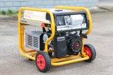 3kw de elektrische Benzine van de Generator van de Benzine van het Begin Draagbare met RCD