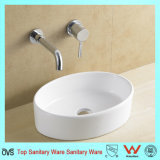 Ovs Chine Fabricant forme ovale Lavabo