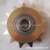 CNCの機械化の青銅色のチェーン車輪