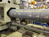 Flexible feuerfeste Aerogel-Isolierschicht für Industrie