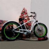 26inch fetter Strand-elektrisches Fahrrad des Gummireifen-500W