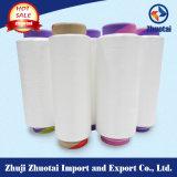 Hilo de alta densidad de nailon de alta densidad blanco 6 Dope Dyed hilo 100d / 24f / 2
