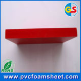 4X8 PVC泡シートのManufactuer印刷を広告するための多彩なPVC泡シート