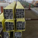 Pipe carrée sans joint de l'acier inoxydable TP304