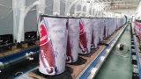Glass Lid Barrel Can Display Cooler para festa com Ce, CB, RoHS