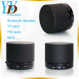 Black S10 Wireless Outdoor TF tarjeta Bluetooth portátil altavoces (YWD-Y6)