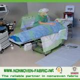 De Niet-geweven Textiel Medische Doek van pp Spunbond