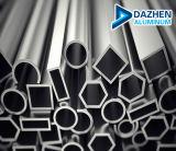 Diametro & spessore personalizzati profilo di alluminio del tubo di profilo dell'espulsione