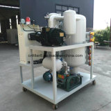 Double-Stage vide élevé transformateur à huile diélectrique de filtrage d'huile de machine (ZYD-100)