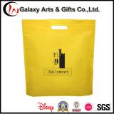 Bolsas/saco de Tote reusáveis relativos à promoção não tecidos impressos costume