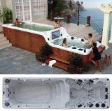 """32の贅沢な温水浴槽"""" LCD TV、DVD (SPA-8178)"""