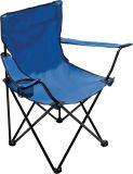 Cadeira de acampamento de dobramento pequena popular, cadeira de praia de dobramento, cadeira de praia