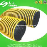 Boyau d'aspiration de PVC pour transporter les poudres ou l'eau pour l'irrigation