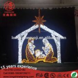 Illuminazione H del LED: 2.5m * L: indicatore luminoso di Natity della decorazione di 3m Luces De Navidad Christmas