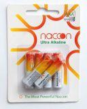 Ultra des piles alcalines LR03 Sec primaire de la batterie AAA 1,5 V