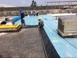PVC 막/4m 폭 균질 PVC 방수 막 1.2mm